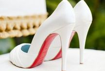 Wedding Shoes / Girl's best friends for that big walk down the aisle