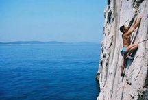 Adventure Croatia / Canyoning, sea kayaking, rafting, canoe safari, rock climbing, biking, hiking, caving, sailing, snorkeling, paragliding, parachuting out of an airplane, a panoramic airplane flight, karting tracks, adrenaline parks and more to boost up your adrenaline pipes in Croatia!