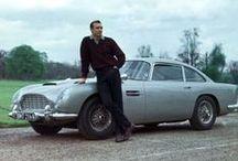 auta Jamese Bonda 007 / Nástěnka věnovaná autům Jamese Bonda