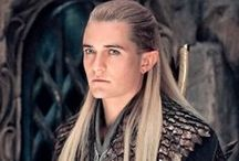 World of Tolkien... I mean Legolas... / Tolkien, lord of the rings, hobbit, legolas
