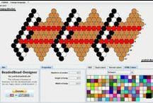 Griglie crochet  / Griglie crochet viste in rete,e a volte utilizzate da me per creare.