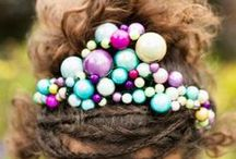 Disco Beads Wedding Belles / Sparkly inspiration and groovy ideas for your big day!