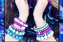 Festival Fashion / Rock the #festival #fashion scene and make a statement this Summer! Check out our range of funky glowing #anklets, #bracelets and festival halos for maximum impact! Visit our online store  at discobeads.com!
