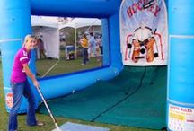 Corporate Parties & Events / Let us help you tap into the inner child in all adults!
