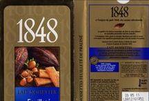 1848 / Tablette de Chocolat 1848