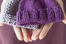 Knit Charity Patterns / Great knitting project ideas for charitable knitters.