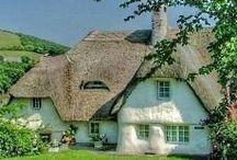 ♥ Storybook cottages ♥