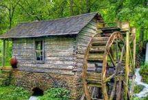 ♥ Watermill ♥