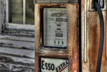 ♥ Rusty old pump ♥