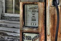 ♥ Rusty old pump ♥