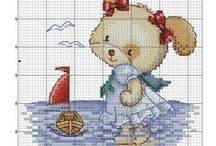 Counted Cross Stitch ;)