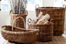 ♥ Baskets ♥