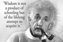 ♥ Albert Einstein 1879-1955 ♥