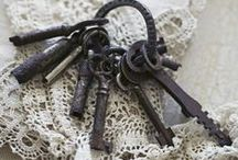 ♥ Keys to the past ... ♥