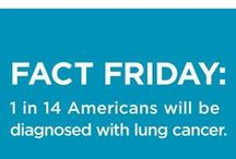 Lung Cancer Awareness / November is Lung Cancer Awareness Month.