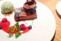 food / cafe menu / cake / food / drink