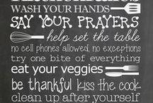 Happy Homemaker: Kitchen Cooking Tips