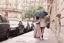 Paris Pinks / by Katie O'Neil