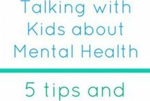 Healthy Minds - Kids / Mental health strengthens and supports your child's ability to: have healthy relationships, make good life choices, and maintain physical health and well-being, handle the natural ups and downs of life, and discover and grow toward our potential.