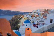 ♥ Greece - Santorini ♥