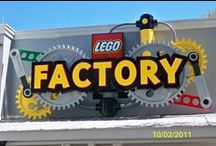 LEGOLAND FLORIDA / Signs manufactured for LEGOLAND by Thomas Sign and Awning Company, Inc.