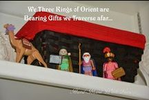 Epiphany & Twelve Days of Christmas / Magi, Gifts, tradition,