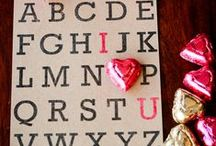 I {heart} U / St. Valentine's Feast Day