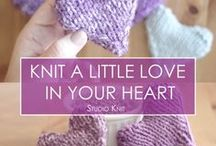 Knit Quotes + Art / Inspirational and Funny Quotes on Knitting