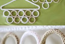 Simple Organization / New Year Spring Cleaning Simple Home Organization for Crafters, Knitters, and Artists