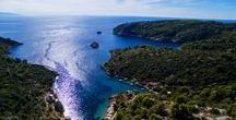 Wedding on Šolta Croatia / It is the island of olives, wine, figs and honey, ideal for navigators, families and all those seeking an escape from stress.
