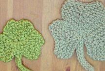 Craft St. Patrick's Day / St. Patrick's Day Crafts - DIY Projects, Knitting Patterns