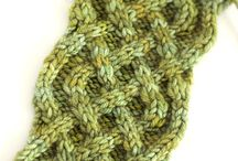Knit Stitch Patterns - Cable / Cable Knit Stitch Patterns Easy for Beginning Knitters Free Knitting Pattern