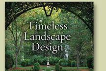 Landscape Design Training / Hugh Dargan and Mary Palmer Dargan's training programs.