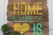 Home Sweet Home / Finds that make your home yours!