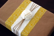 Inspired Gift Wrapping