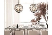 "Enchanted Forest / Mirror, mirror...live your ""Once Upon a Time"" dreams with these whimsical decor ideas. / by Lighting New York"