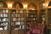 Inspired By: Bookcases!