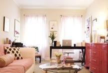 habitaciones / Diferentes areas de el hogar :)
