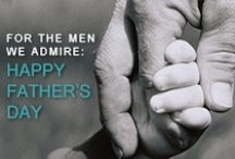 For the Men We Admire / Perfect gifts for the men that matter most!