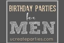 Manly Party Ideas