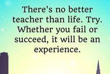 Teacher inspired