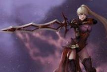 Swords, Swordsmen and Women