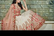 Our sensational Bridal Collection / Check out our exceptional collection of bridal lenghas for our brides