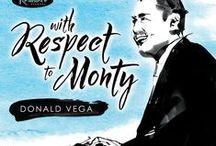 Donald Vega / Jazz pianist, Donald Vega / by Resonance Records
