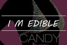 I M EDIBLE / Enjoy our mouthwatering delight collection