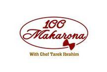 """100 Makarona / مَن منا لا يحب الباستا؟!  """"100مكرونة"""" هو البرنامج الذي يقدم لكم كل ما تحتاجون معرفته أو تعلمه عن كيفية صنع الباستا في البيت من الألف إلى الياء، بالإضافة إلى أشهى وصفات الباستا من يدي الشيف طارق إبراهيم"""