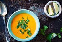 Multi-Culti Keuken / Je kunt in elk land wel lekker eten! wij hebben de beste recepten voor je geselecteerd :)