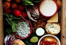 Zomerse recepten / Lekker eten in de zomer doe je met verse fruitsalades, lichte gerechten en groenten van het seizoen!