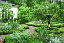 Southern Cottage Gardens / Mary Palmer Dargan loves to design cottage gardens -- working out of her offices in the Highlands-Cashiers area of North Carolina. Call her for a free consultation. See  http://www.Dargan.com