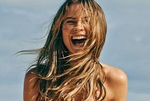 Behati Prinsloo / Leaving California
